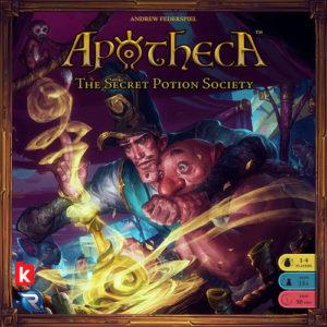 Apotheca Cover Art