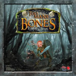Too Many Bones Cover Art